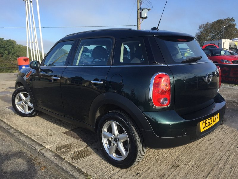 MINI COUNTRYMAN 1.6 Cooper 5dr SUV with Start Stop 2012
