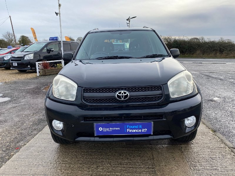 TOYOTA RAV-4  XT-R 2.0 VVTi Manual 2005