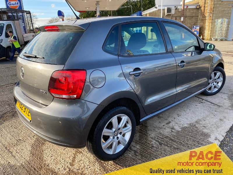 VOLKSWAGEN POLO MATCH 1.2 TDi 75 5dr 2012